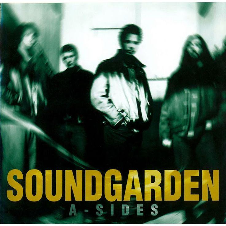 A-sides - Soundgarden (1997)