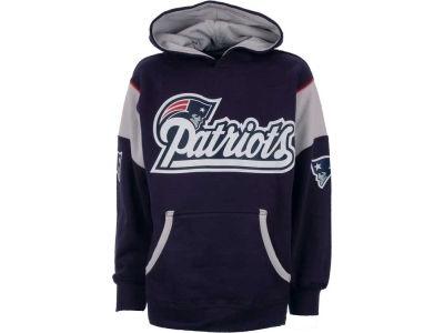 New England Patriots Reebok NFL QB Jersey Hoodie