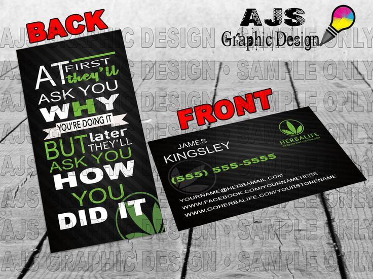 12 best business cards images on pinterest business cards herbalife custom business cards 24 herbalife graphics herbalife design free 85 x reheart Images