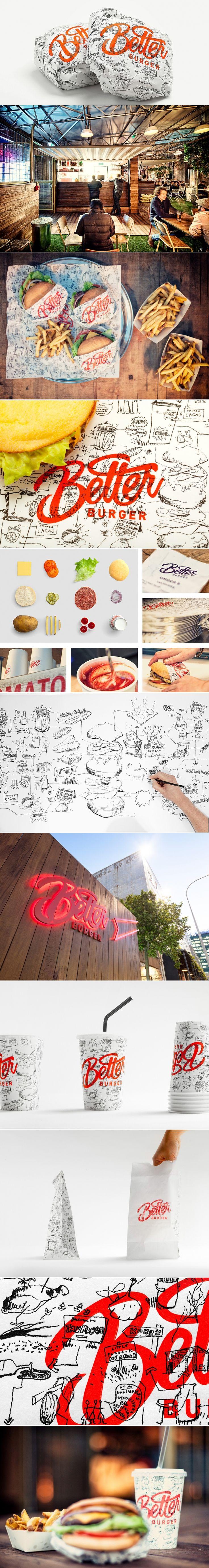 Better Burger — The Dieline | Packaging & Branding Design & Innovation News