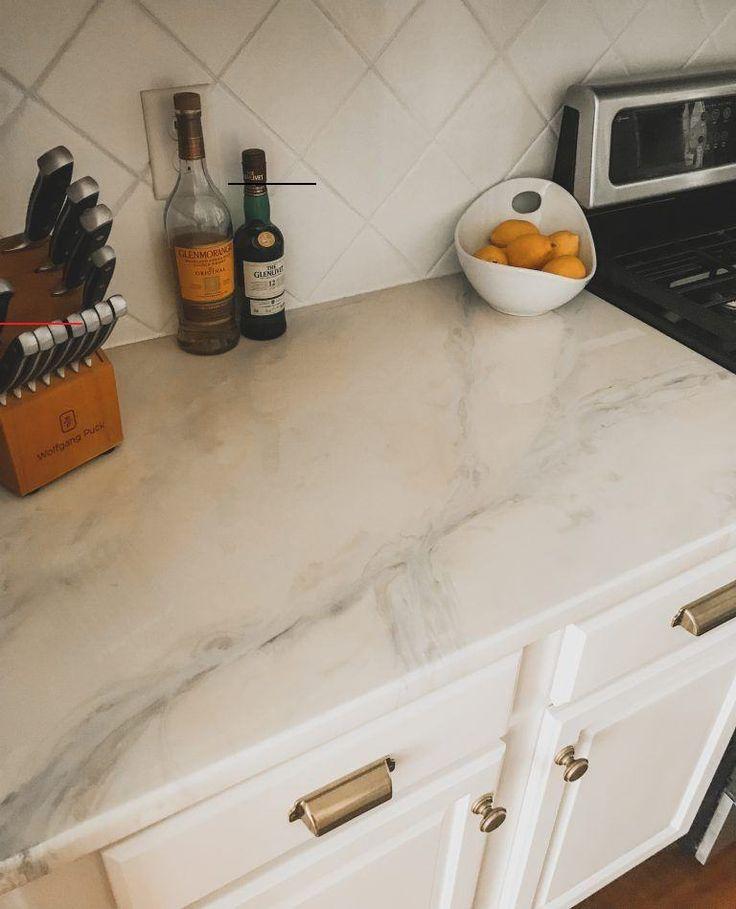 Diy marble countertops cover old granite or laminate