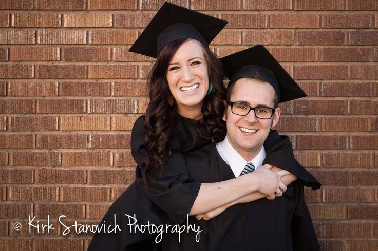 Couples graduation