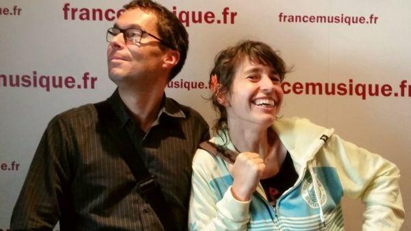 Amandine Beyer : « Les Apothéoses de Couperin c'est de la science-fiction, c'est très cinématographique »