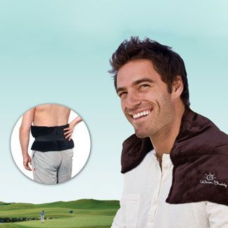 Muscle ache heat pack – The sports therapy heat wrap by Warm Buddy. Extra large size, weight and penetrating moist heat provides comfort for those who suffer with back and shoulder pain, and for sports injuries, stress, arthritis, insomnia and muscle pain. The sports therapy heat wrap comes with an adjustable belt to hold the […]