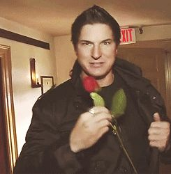zak bagans rose gifs | little gift for our Ladies followers