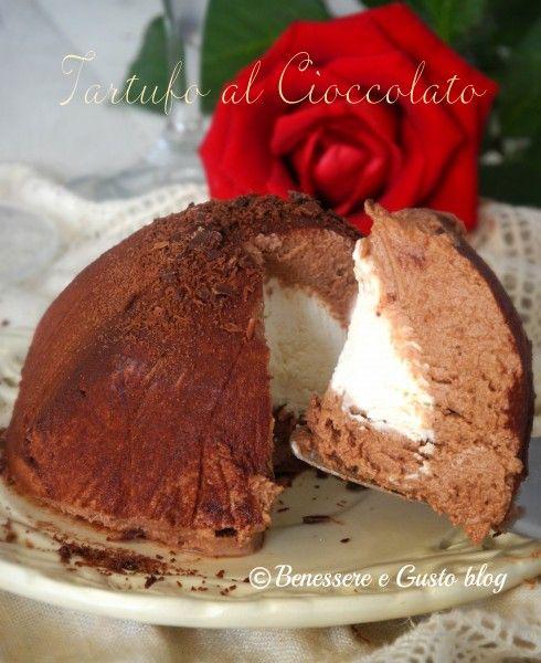 Tartufo al Cioccolato dessert