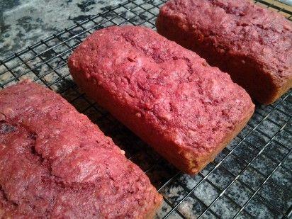 Sweet Beet Bread Recipe
