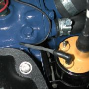 Ford Small Block Engine Detailing Electronic Ignition