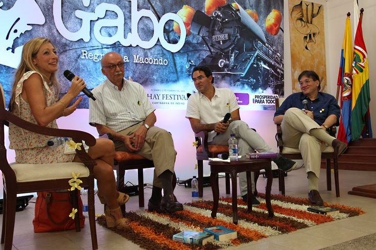 Evento homenaje a Gabo
