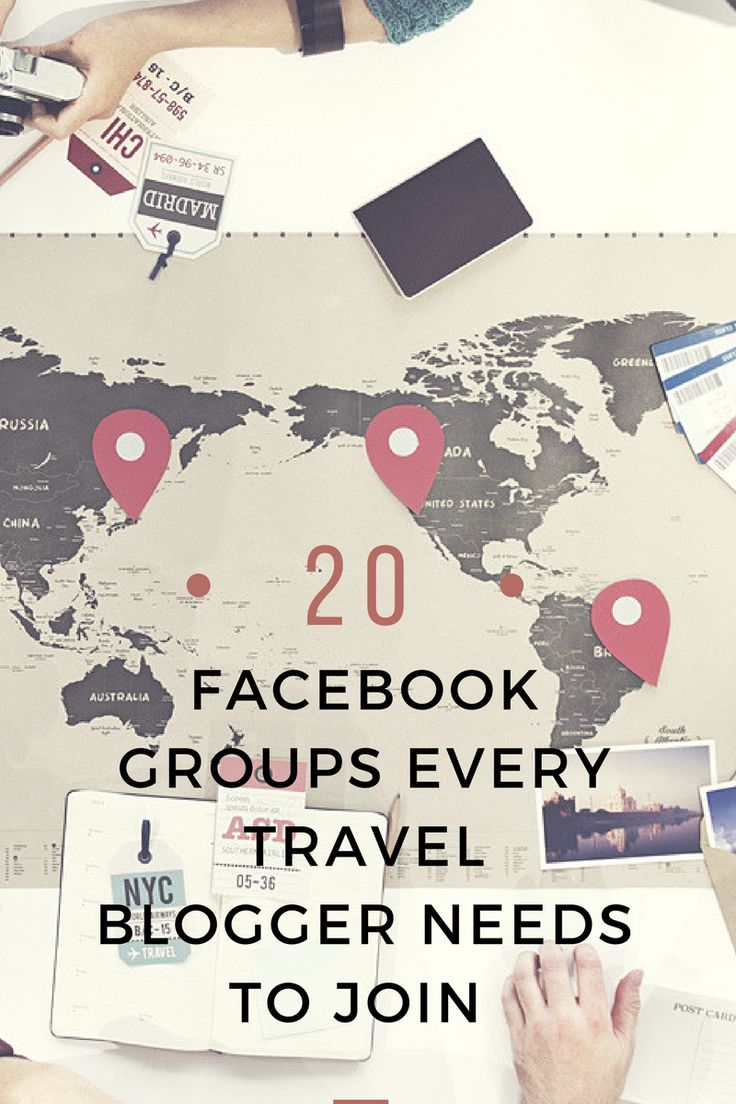 Want to boost your blog's traffic? Check out this ultimate list of Facebook Groups guaranteed to turbocharge your travel blog.