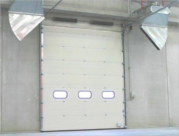 Instalación de puerta seccional valenciacerrajeros.es