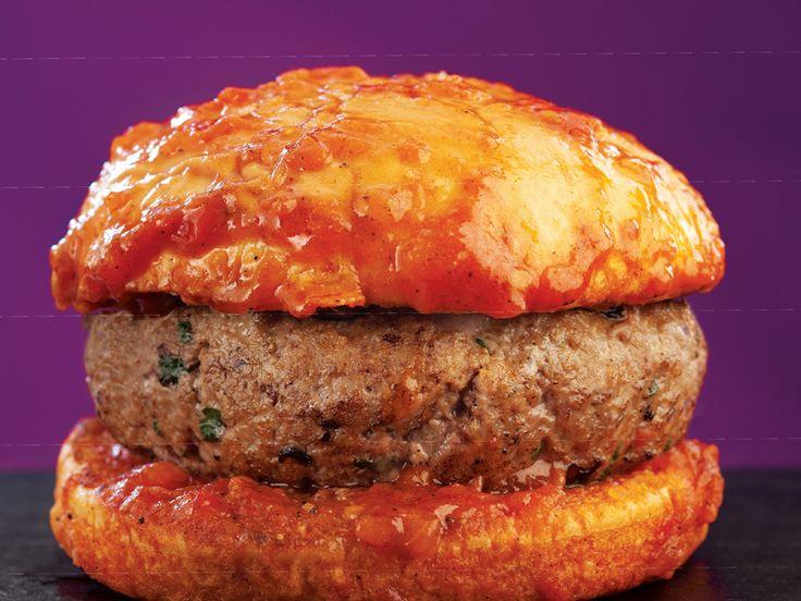 Islak Hamburger Tarifi - Lezzet