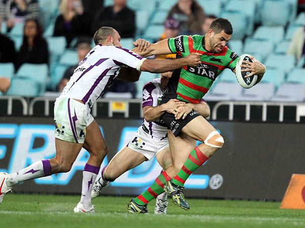 Greg Inglis - South Sydney Rabbitohs