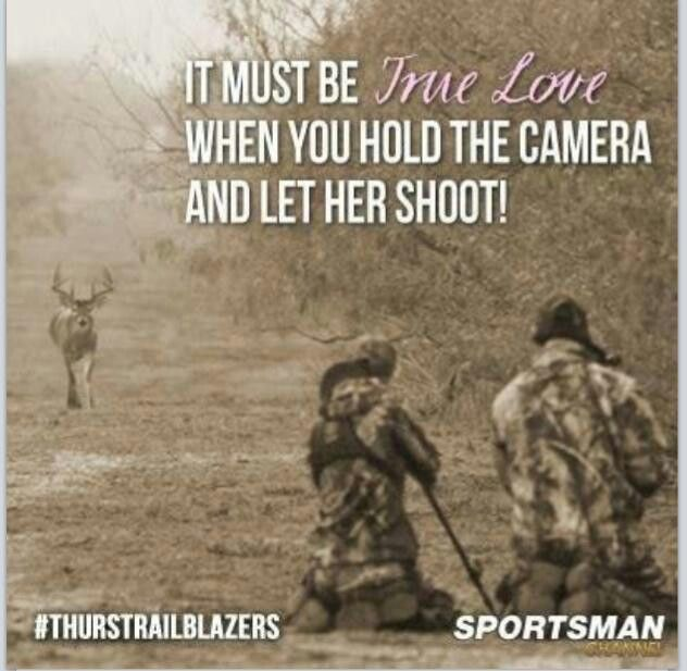 Huntin couples | Cute relationships | Women hunting quotes ...