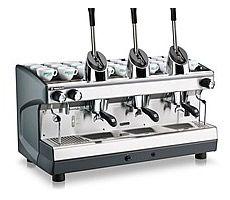Profi-Kaffeemaschinen für Gastronomie und Büro - Gastro-Kaffeevollautomat