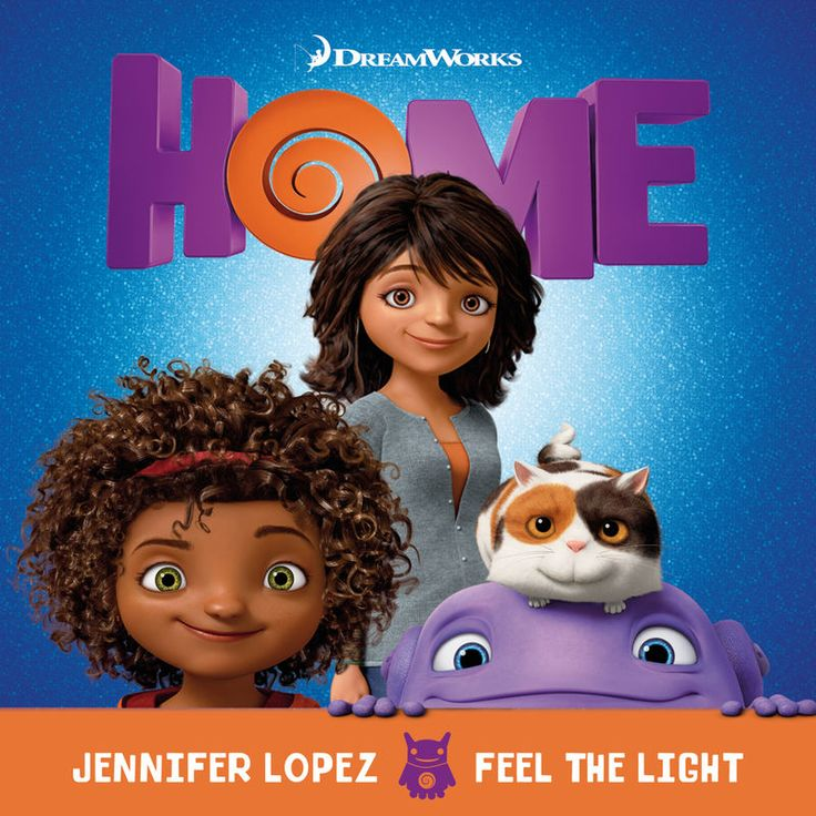 """Played Feel The Light (From The """"Home"""" Soundtrack) by Jennifer Lopez #deezer #YDNW1991"""