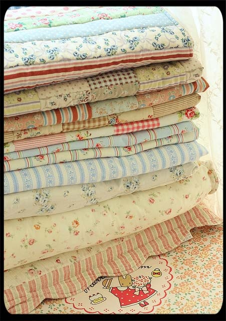 quilts quilts quilts: Quilts Quilts, Vintage Quilts, Beautiful Quilts, Liberty Print, Old Quilts, Sewing Quilts, Shabby Chic, Quilts Studios, Pastel Color