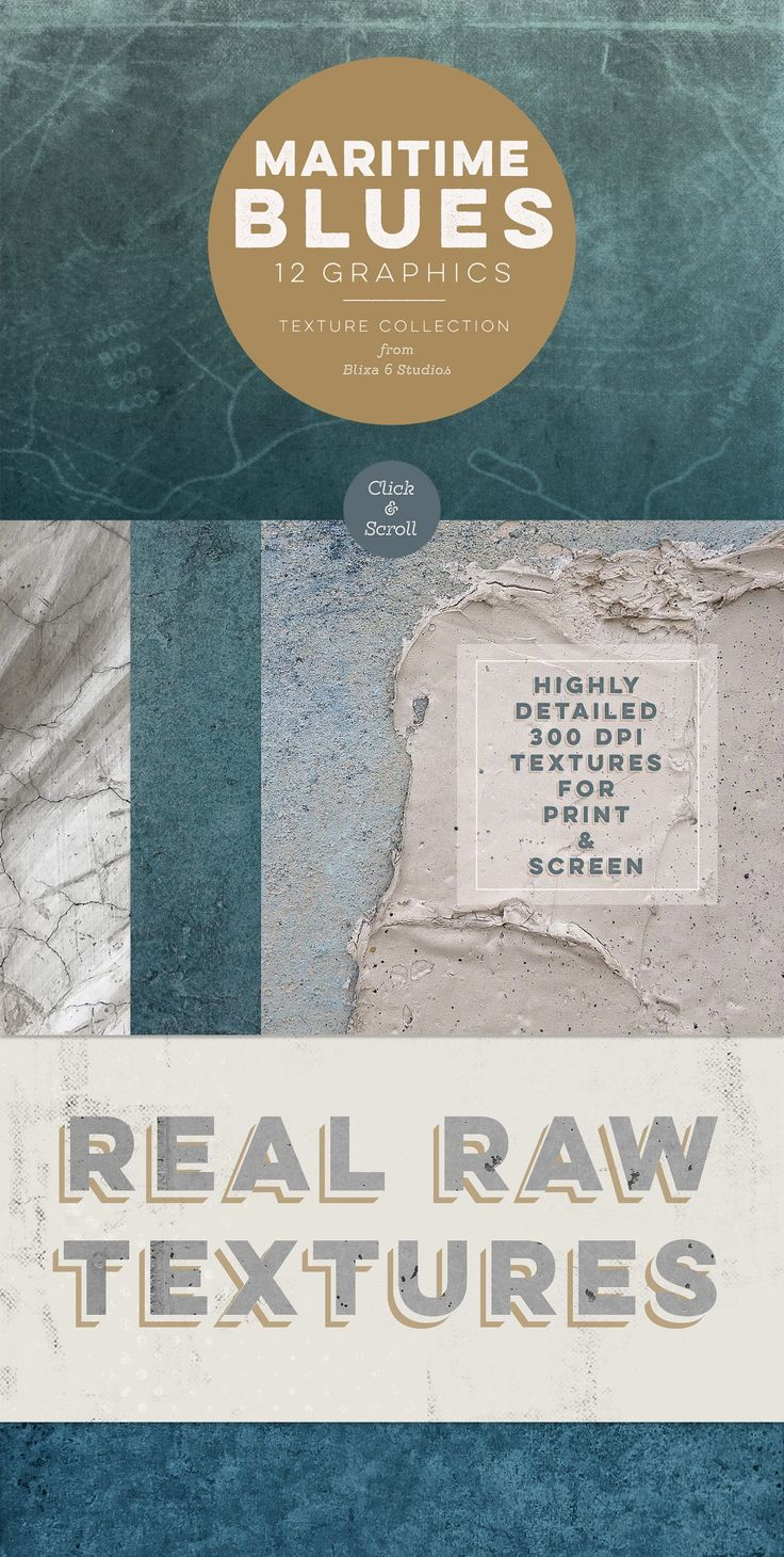 Maritime Blues Texture Collection - Textures