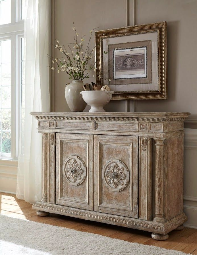 Shop for Pulaski Furniture Credenza, and other Bedroom Cabinets at Union  Furniture in Union,Missouri. This opulent credenza was inspired by  architectural ... - Best 25+ Country Cottage Furniture Ideas On Pinterest Cottage
