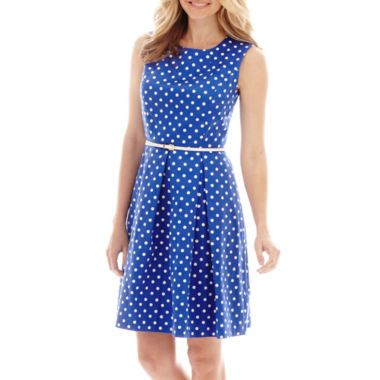 Liz Claiborne Fit And Flare And Flare Dress On Pinterest
