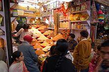 Chandni Chowk - Wikipedia, the free encyclopedia