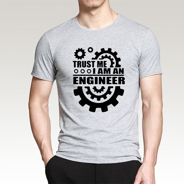 Trust Me I'm Engineer Men's T-Shirt