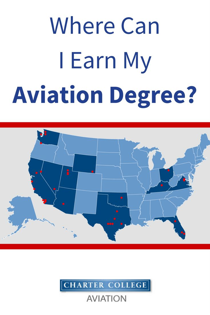 At Charter College Aviation we have flight partners in 12 states. Where will you earn your rotor or fixed wing aviation degree?