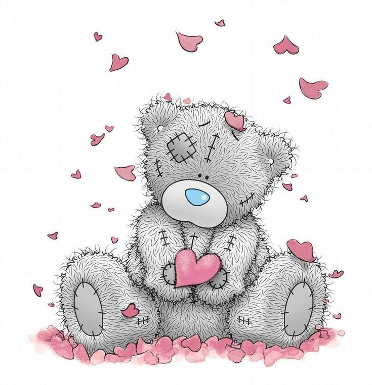 красивые мишки с сердечками картинки баня бревна станет