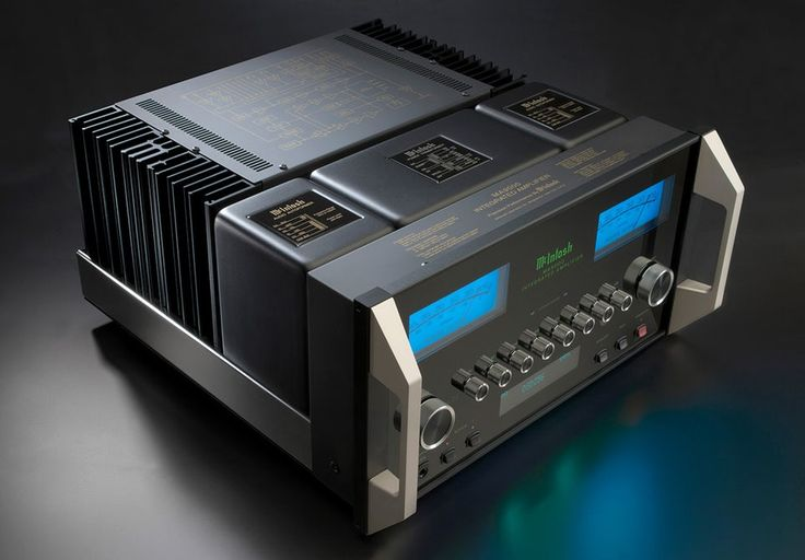 McIntosh releases its most powerful hi-fi amp to date