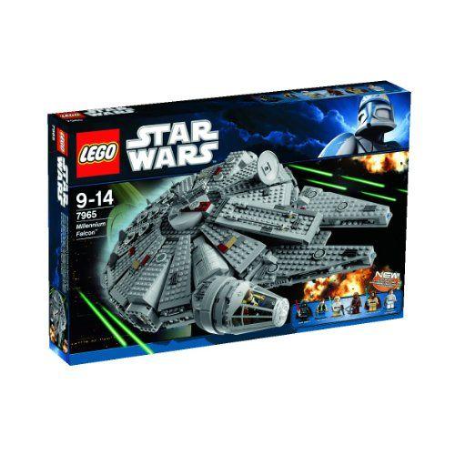 Lego Star Wars - 7965 - Jeu de Construction - Millenium Falcon LEGO http://www.amazon.fr/dp/B004OT8HJO/ref=cm_sw_r_pi_dp_T-tFvb0BPF49Q