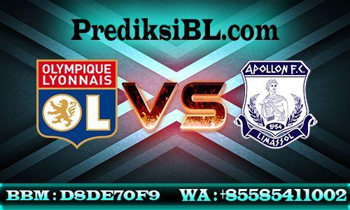 Prediksi jitu Lyon VS Apollon Limassol 24 November 2017