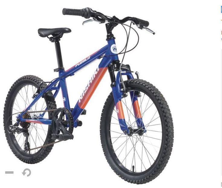 Details About Nishiki Boys Pueblo 20 Mountain Bike Mountain