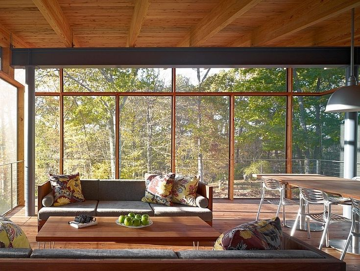 1000 ideas about modern porch on pinterest modern porch swings decoration pictures and porches. Black Bedroom Furniture Sets. Home Design Ideas
