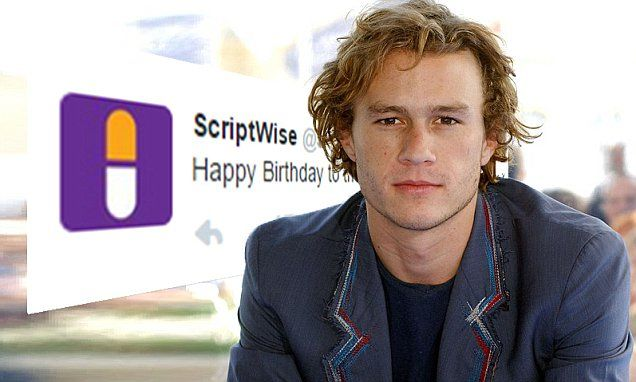 ScriptWise pays tribute to late Heath Ledger on his birthday