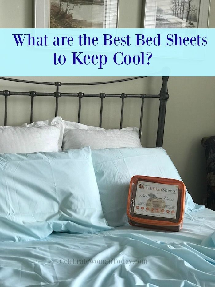 What Are The Best Bed Sheets To Keep Cool For A Tight Night Sleep