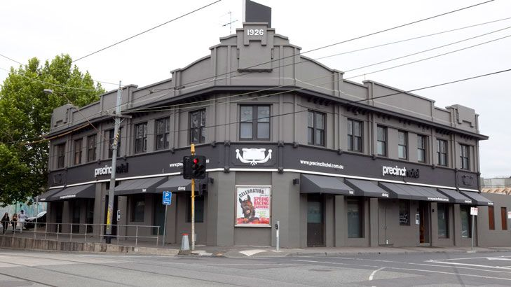 Precinct Pub