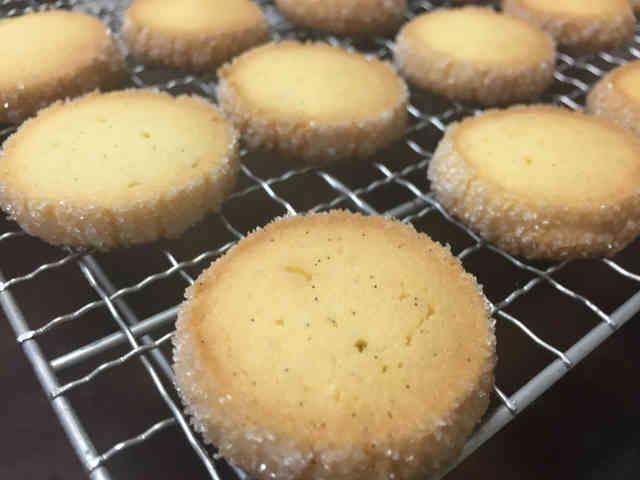 さくほろ アイスボックスクッキーの画像