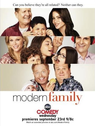 Modern Family - Unique, Hilariously Funny Families!