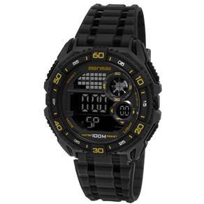 Relógio Masculino Digital Mormaii MO13617N/8Y - Preto
