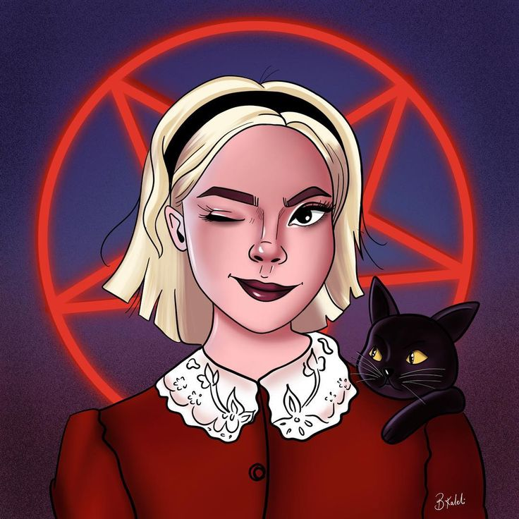 O To Www Bing Com: Chilling Adventures Of Sabrina