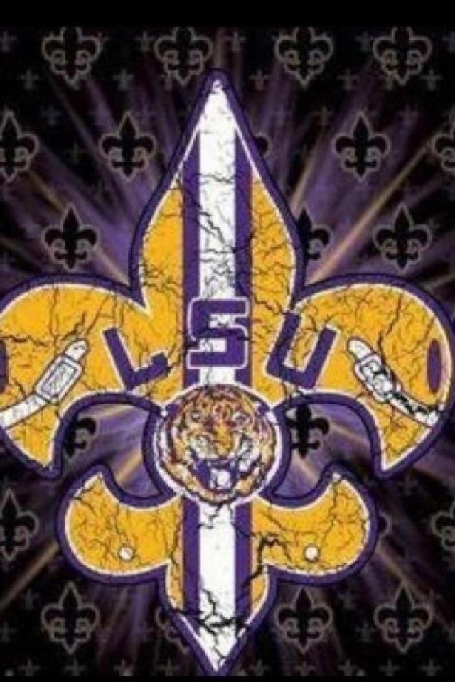 LSU Geaux Tigers. Football. College football. Free
