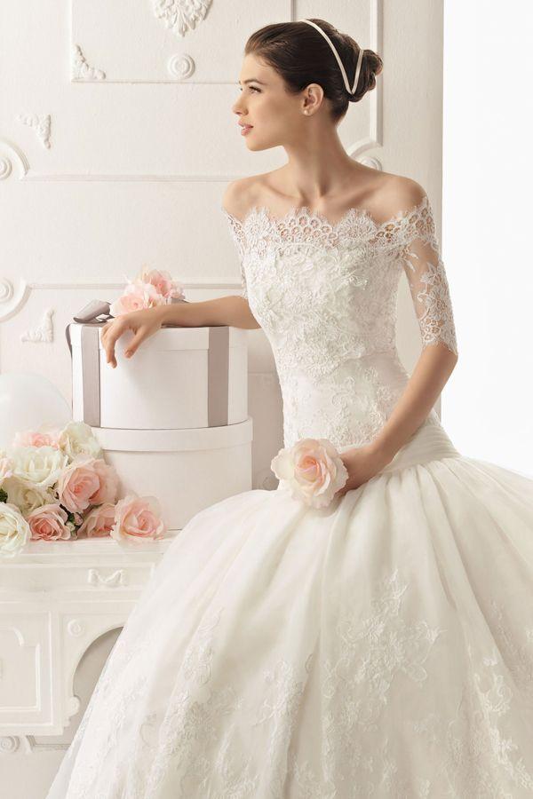 Rosa Clara Wedding Dress