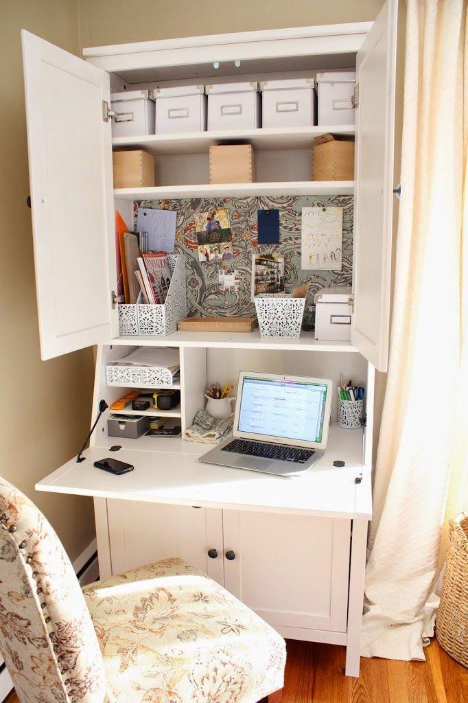 Sensational 17 Best Ideas About Hidden Desk On Pinterest School Desks Largest Home Design Picture Inspirations Pitcheantrous
