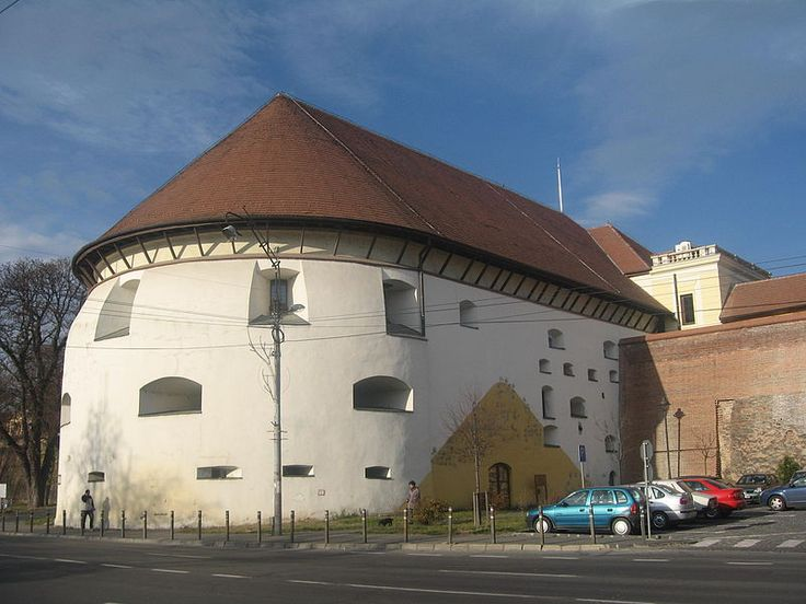 The Thick Tower, Sibiu