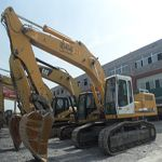Mini used excavator has a smaller size that can be more flexible than other types excavators, such as used Komatsu excavators and other in l...
