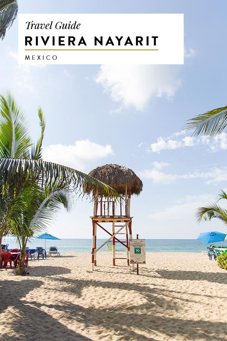 A travel guide for visiting the Riviera Nayarit Mexico. Read more about Sayulita, things to do, best restaurants and photo spots.