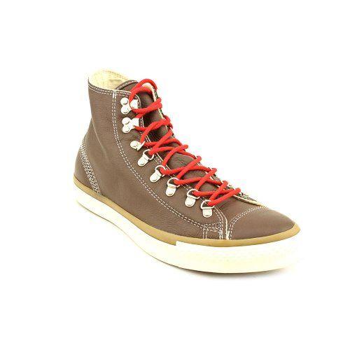 Converse Men's 'CT Hiker Hi' Leather Athletic Shoe (Size 13 )