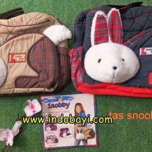 Tas snooby kelinci besar - Indobayi