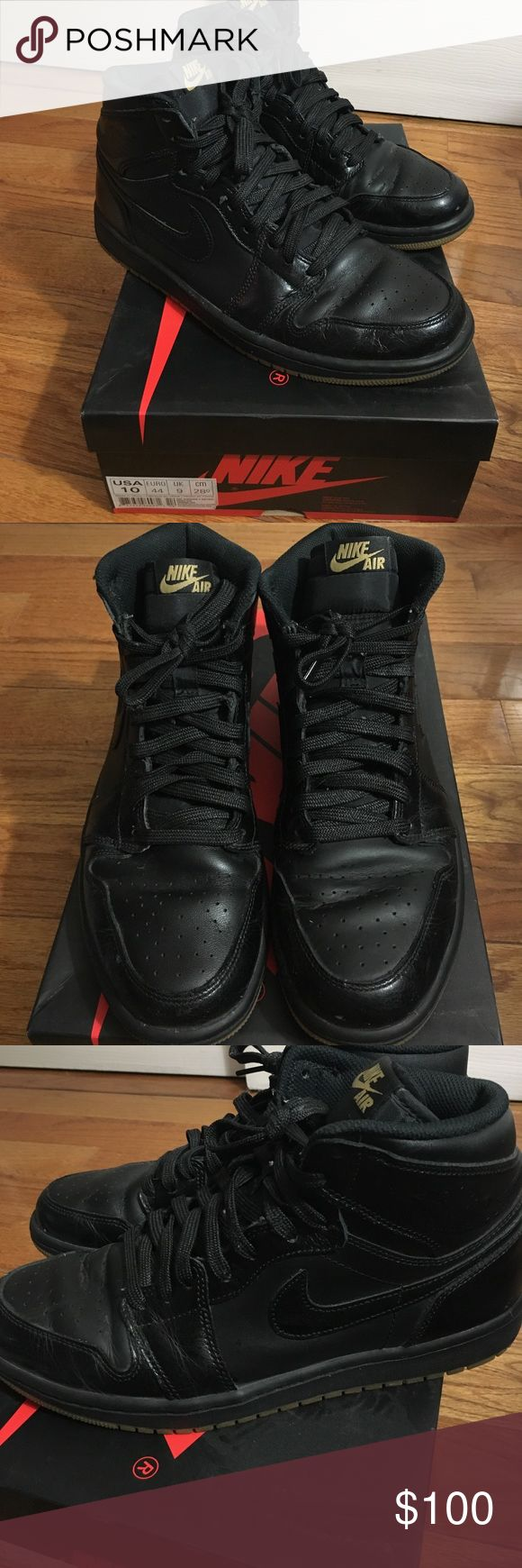🔥ATTN SNEAKERHEADS - JORDAN 1s RETRO 🔥 🔥ATTN SNEAKERHEADS - JORDAN 1s RETRO 🔥 - these have been worn compared to all my other listings! However, like everything else I sell nothing is in bad condition! These actually have minimal signs of wear and are still hard to get in this condition! So if you're a sneaker head and appreciate these bad boys, submit an offer! I ONLY SELL ON POSH!!! No low bids Jordan Shoes Sneakers