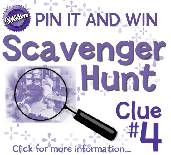 For over 80 years, Wilton has empowered treat decorators of all skill levels by providing the education, tools, and decorating ideas they need to succeed. Click here for Wilton Scavenger Hunt clue #4.   #wiltoncontest